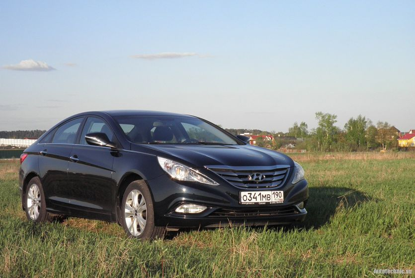 Hyundai Sonata 2.0 AT