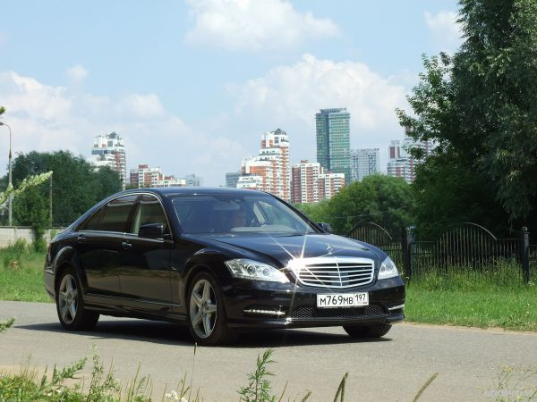 Mercedes-Benz S 350 L 4Matic