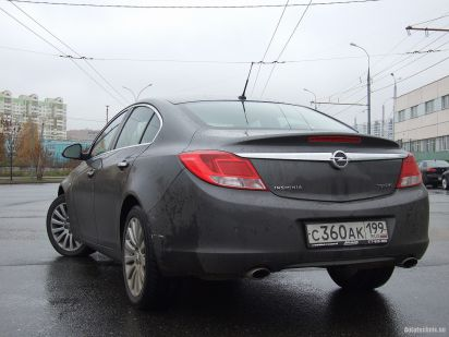 Opel Insignia 2.0 Turbo