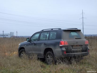Toyota Land Cruiser 200 4.5D