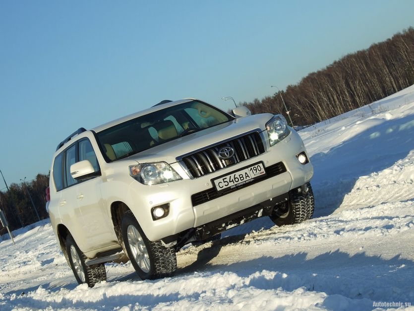 Toyota Land Cruiser Prado 4.0
